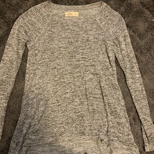 HOLLISTER Gray Long Sleeve Size XS *Gently Used*